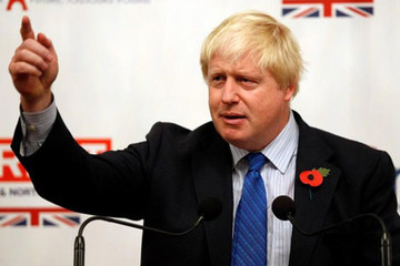 Cựu ngoại trưởng Boris Johnson trở thành tân thủ tướng Anh