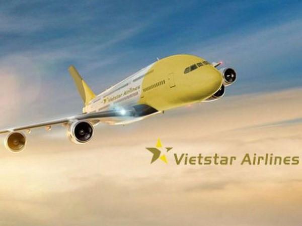 Hãng hàng không lưỡng dụng Vietstar Airlines được cấp phép bay