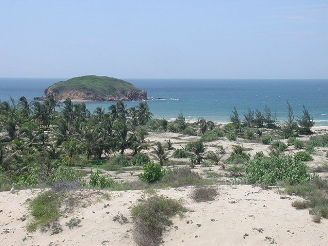 Một cá nhân gom hơn 80 ha đất ven biển ở Bình Thuận