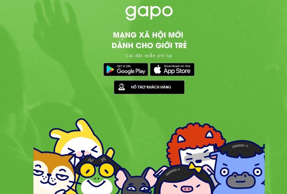 Ai đứng sau mạng xã hội 'made in Vietnam' Gapo?