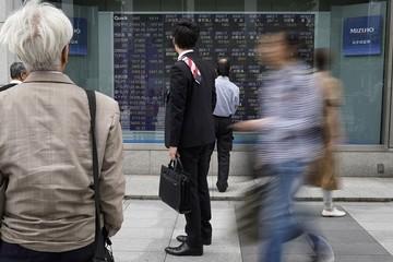 Chứng khoán châu Á tăng, kỳ vọng ECB sẽ hạ lãi suất