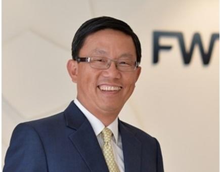 Ông Huỳnh Thanh Phong, CEO FWD. Ảnh: FWD.