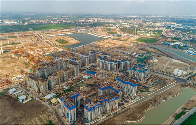 17.400 sản phẩm BĐS đủ điều kiện mở bán ở Hà Nội, Vingroup chiếm 11.000