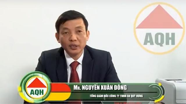 Ông Nguyễn Xuân Đông. Ảnh: AQH