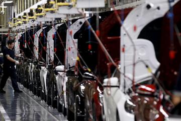 Trung Quốc muốn tăng quyền lực trong ngành xe hơi toàn cầu