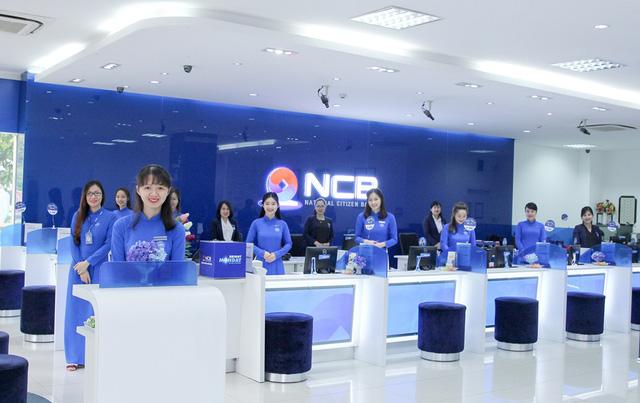 Phó Chủ tịch HĐQT và Phó Tổng giám đốc NCB mua 4,8 triệu cổ phiếu