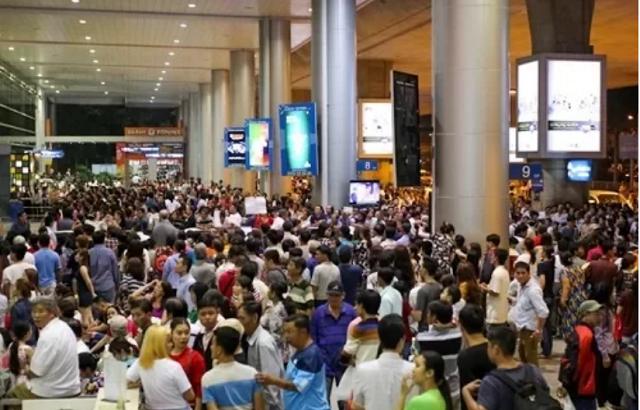Bộ Giao thông Vận tải thẩm định báo cáo tiền khả thi nhà ga T3 Tân Sơn Nhất