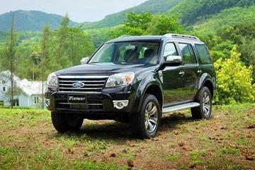 Hơn 30.800 xe Ford Everest và Ranger bị triệu hồi tại Việt Nam