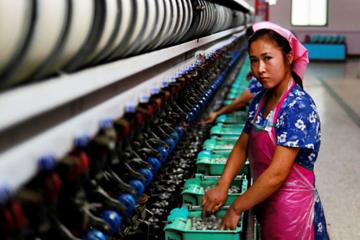 Kinh tế Triều Tiên tệ nhất 21 năm