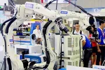 Nhu cầu ứng dụng robot sản xuất ở Việt Nam rất lớn