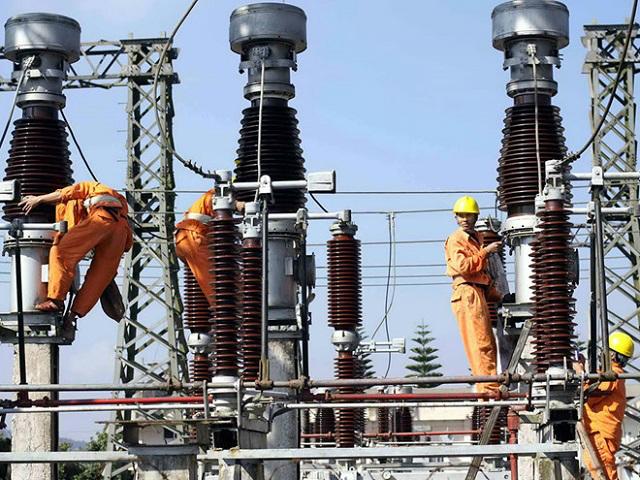 Gia tăng mua điện từ Trung Quốc