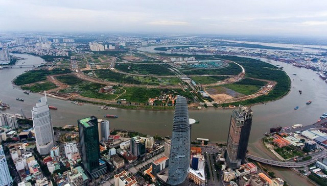TP HCM chuẩn bị đầu tư loạt công trình lớn tại Thủ Thiêm