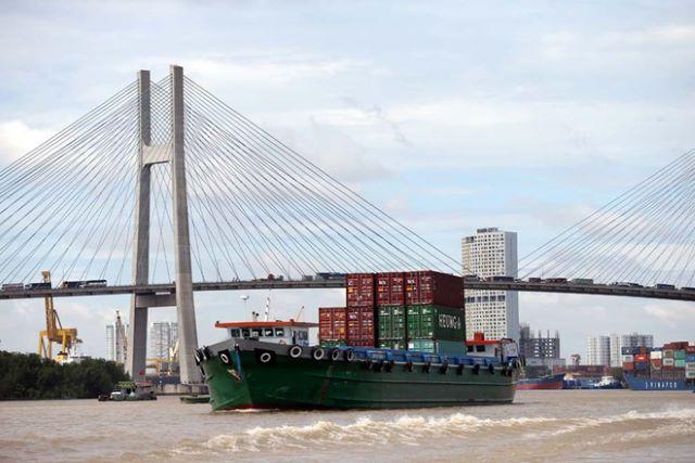 Kiến nghị giao quyền quản lý các tuyến đường thủy cho TP HCM