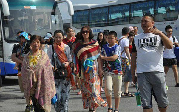 Dòng khách Trung Quốc rời Việt Nam đang đi đâu?