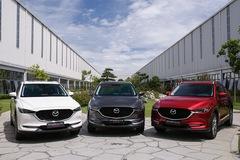 Mazda CX-5 mới ra mắt tại Việt Nam