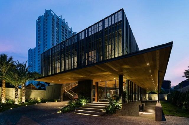 3 ngôi nhà Việt được bình chọn đẹp nhất nửa đầu năm