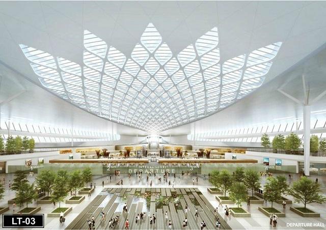 Các công nghệ dự kiến biến Long Thành thành siêu sân bay thông minh