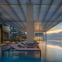 <p> Ngoài ra, dự án cũng sở hữu bể bơi vô cực ở tầng 39.</p>