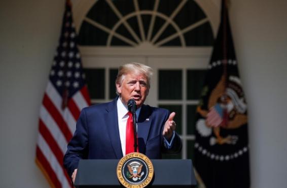 Trump: Trung Quốc không nên câu giờ trong đàm phán thương mại