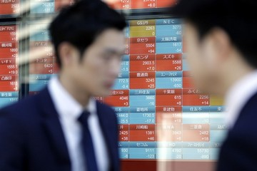 Giới đầu tư lạc quan vào Fed, chứng khoán châu Á phục hồi