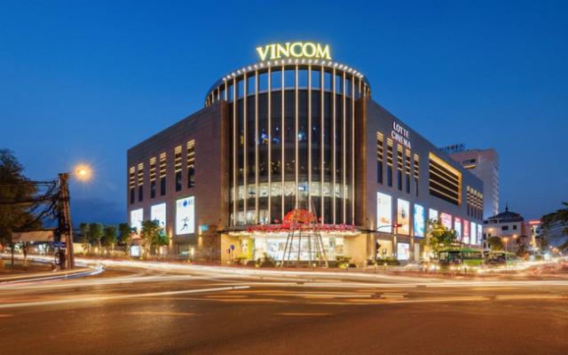 Lãi ròng Vincom Retail tăng 3% trong quý II. Ảnh: Vingroup.