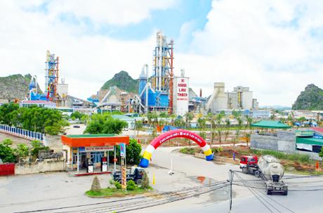 Xi măng và Xây dựng Quảng Ninh bị phạt do vi phạm quy định công bố thông tin