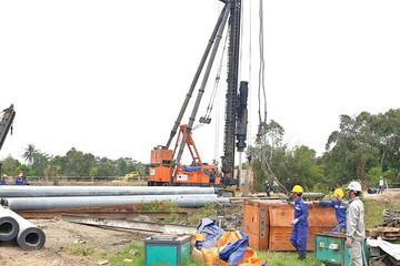 Xả van áp lực vốn Dự án BOT cao tốc Trung Lương - Mỹ Thuận