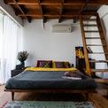 <p> Toàn bộ nội thất đều mang màu sắc cổ điển.</p>