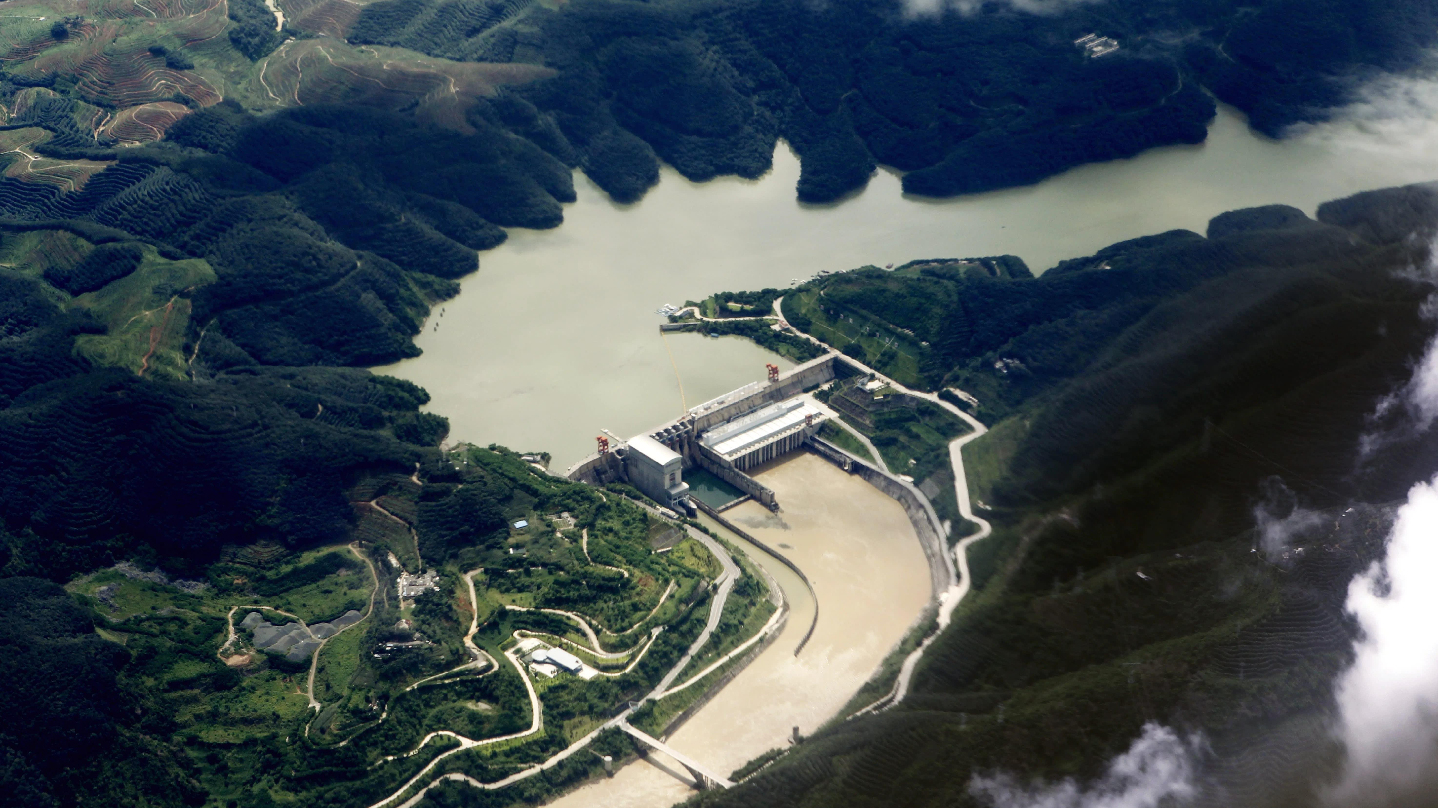 Đập thuỷ điện đe doạ cuộc sống tiểu vùng sông Mê Kông