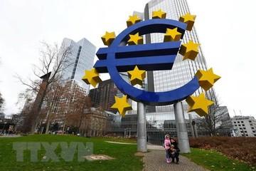 Kinh tế khu vực đồng euro giảm 0,2% trong quý II vừa qua