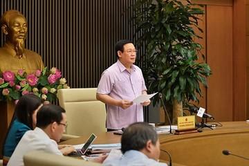 Phó Thủ tướng Vương Đình Huệ: 'Sớm làm rõ đúng sai vụ Công ty Asanzo'
