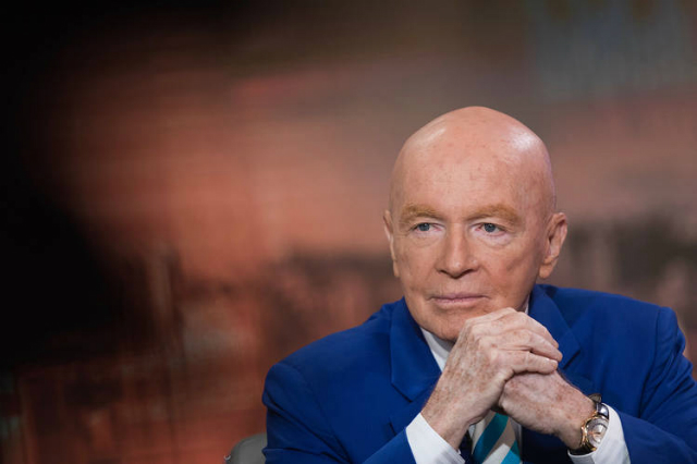 Ông Mark Mobius. Ảnh: Financial Times.