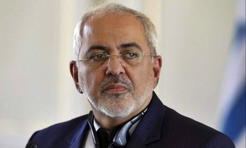 Mỹ áp lệnh trừng phạt với Ngoại trưởng Iran
