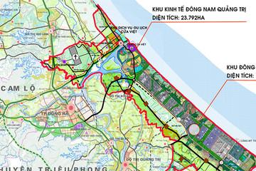 Công ty con của Gelex muốn đầu tư khu công nghiệp 317 ha ở Quảng Trị