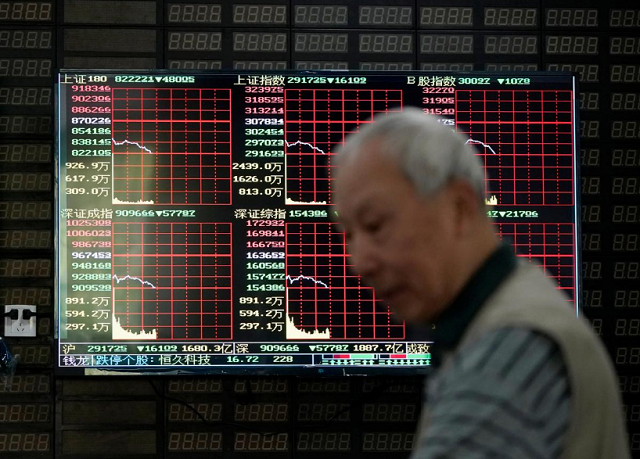 Chứng khoán châu Á xuống thấp nhất hơn 1 tháng sau quyết sách của Fed