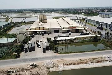 Hưng Yên thành lập cụm công nghiệp Minh Hải 1 gần 70 ha