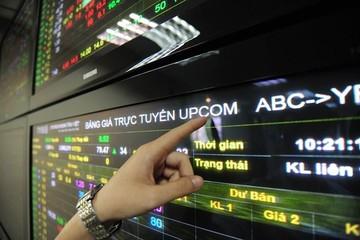 Thanh khoản cổ phiếu GVR đứng đầu sàn UPCoM tháng 7