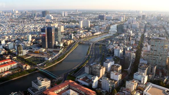 Nomura Nhật Bản mua lại tòa tháp 14 tầng tại TP HCM