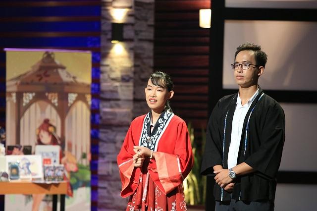 Mang nhân vật lịch sử vào thẻ game, startup Sử Hộ Vương gây tranh cãi tại Shark Tank Việt Nam