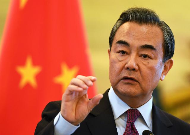 Ngoại trưởng Trung Quốc Wang Yi. Ảnh: Newsweek.