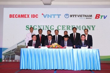 Doanh nghiệp được thành lập bởi Becamex và VNPT lãi gấp 3 lần trong quý II