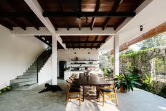 Ngôi nhà thoáng đãng, tuyệt đẹp ở miền Trung Việt Nam