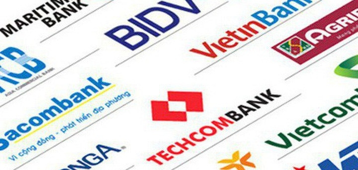 Bức tranh nợ xấu của 20 ngân hàng nửa đầu năm