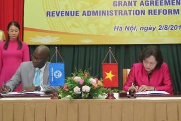 WB viện trợ 4,2 triệu USD để hiện đại hoá hệ thống thuế Việt Nam