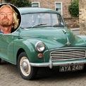 """<p class=""""Normal""""> Morris Minor đời 1968. Ảnh: <em>Vittorio Zunino Celotto/Getty; Getty Education Images.</em></p> <p class=""""Normal""""> <strong>Richard Branson</strong></p> <p class=""""Normal""""> Tỷ phú tự thân Richard Branson – người sở hữu tài sản khoảng 4 tỷ USD – cho biết chiếc xe đầu tiên của ông là Morris Minor đời 1968. Ngoài ra ông cũng sử dụng Range Rover.</p>"""