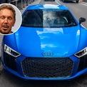 """<p class=""""Normal""""> Audi R8, (không phải xe thực tế của Ellison). Ảnh: <em>Kimberly White/Getty Images; Hollis Johnson Business Insider.</em></p> <p class=""""Normal""""> <strong>Larry Ellison</strong></p> <p class=""""Normal""""> Người sáng lập và CEO Oracle sở hữu nhiều bất động sản, xe hơi, máy bay và du thuyền. Bộ sưu tập xe hơi của ông bao gồm Audi R8, McLaren F1, Lexus LFA và Lexus LS 600h L, theo <em>LA Times</em>.</p>"""