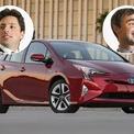 """<p class=""""Normal""""> Toyota Prius. Ảnh: <em>Ralph Orlowski/Getty Images; Toyota.</em></p> <p class=""""Normal""""> <strong>Larry Page và Serge Brin</strong></p> <p class=""""Normal""""> Larry Page và Sergey Brin hiện là người giàu thứ 10 và 11 thế giới, vì vậy máy bay cá nhân và du thuyền không phải là điều xa lạ với họ. Về xe hơi, 2 nhà sáng lập Google đều chọn Toyota Prius để di chuyển.</p>"""