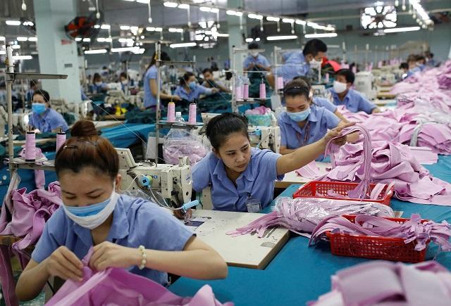 Bangladesh mất thị phần hàng may mặc vào tay Việt Nam