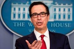 Mỹ coi Trung Quốc là nước thao túng tiền tệ