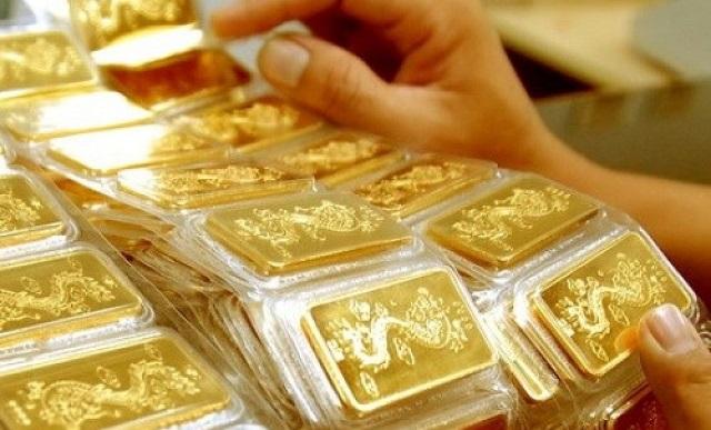 Vàng miếng SJC lên sát 41 triệu đồng/lượng